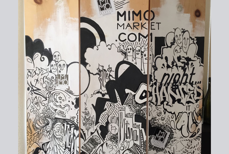 mimo market live drawing